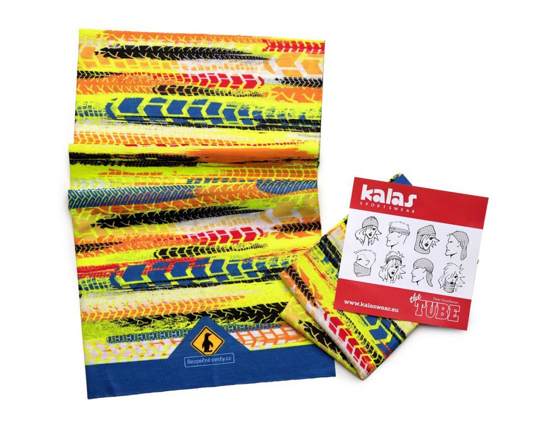 Mulktifunkční šátek - design 3