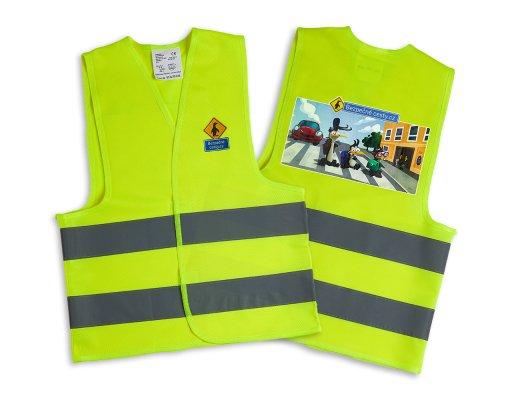 Reflexní vesta dětská -