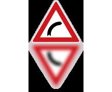 Výstražnédopravní značky