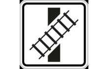Tvar křížení pozemní komunikace s dráhou