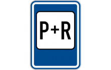 Parkoviště P+R