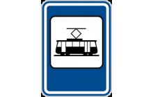 Zastávka tramvaje