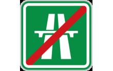 Konec dálnice
