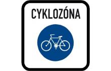 Cyklistická zóna