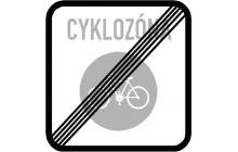 Konec cyklistické zóny