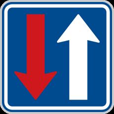 Přednost před protijedoucími vozidly