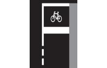 Prostor pro cyklisty