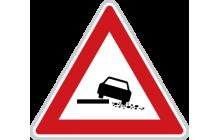 Nebezpečná krajnice