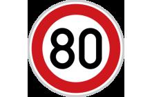 Nejvyšší dovolená rychlost